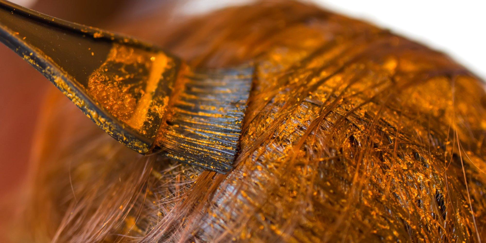 Kako naravno pobarvati lase