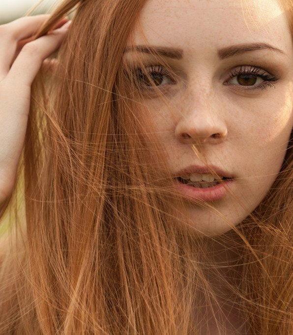 100% ekološke barve za lase kana